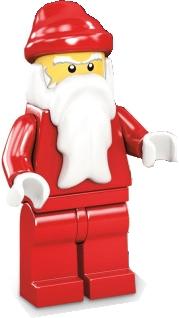 LEGO Santa 2