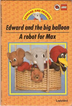 Lego edward and the big balloon