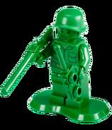 Petit soldat vert 2-7595