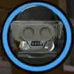TLM Jeton 089-Robot antigang (Roquette)
