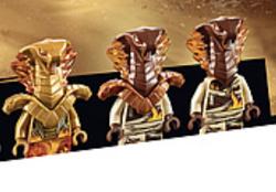 Three Pyro Vipers