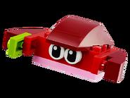 10707 Boîte de construction rouge 2