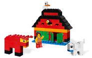 5508 Boîte de briques de luxe 3