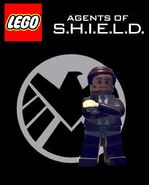 Custom Agents of S.H.I.E.L.D. Poster
