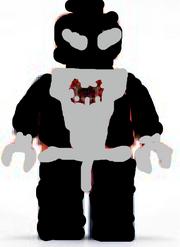 Custom Black Spiderman