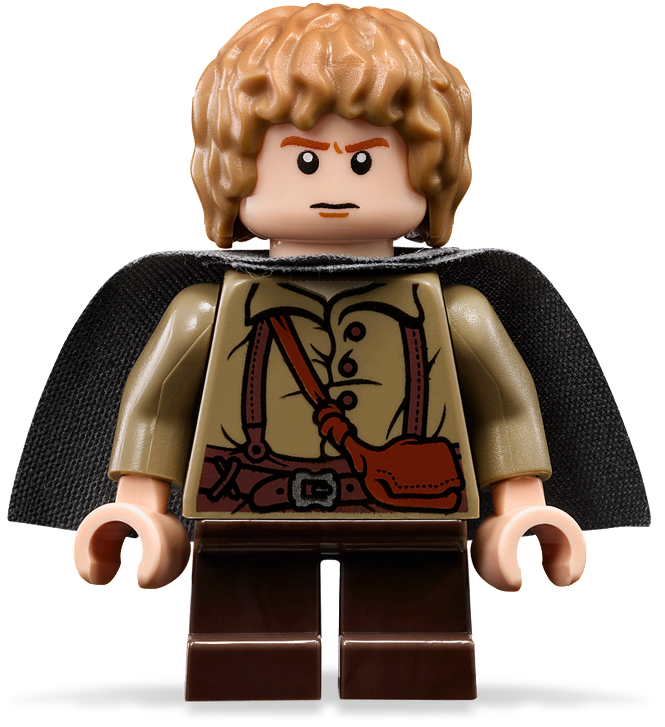 Lego Frodo Samwise Gollum authentic minifigures Lord of the rings 9470 NEW!
