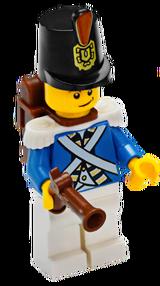 Bluecoat Soldier