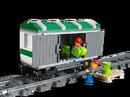 3677 Train de marchandises rouge 4