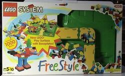 4258 LEGO Playscape