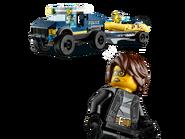60272 Le transport de bateau de la police d'élite 5