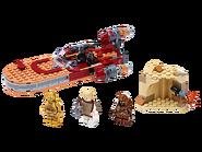 75271 Le Landspeeder de Luke Skywalker