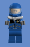 Blue Security Captain