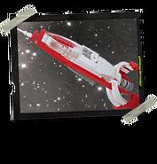 MBA Rocket prototype