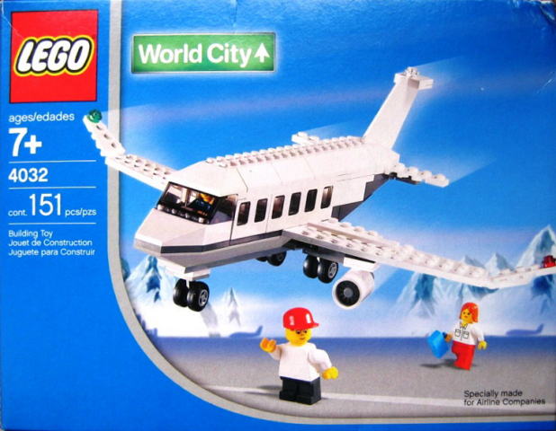 4032 Passenger Plane | Brickipedia | FANDOM powered by Wikia