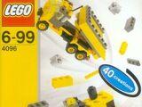 Mini-Fahrzeuge-Set 4096