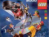 Katalog výrobků LEGO pro rok 2000