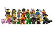 8805 Minifigures Série 5