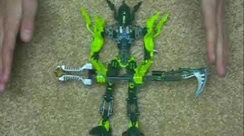 Bionicle Review Glatorian Legends Vastus