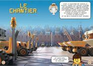 La Grande Aventure LEGO L'album du film 5