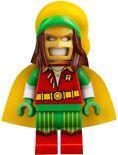 Reggae Man Batsuit