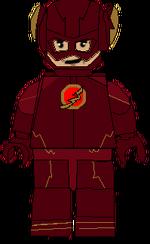 THE FLASH SEASON 1 LEGO
