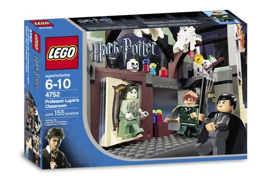 4752 Professor Lupin's Classroom | Brickipedia | FANDOM powered by ...