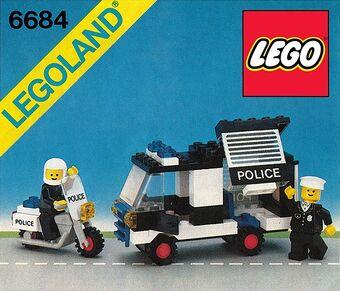 Police Brickipedia Fandom