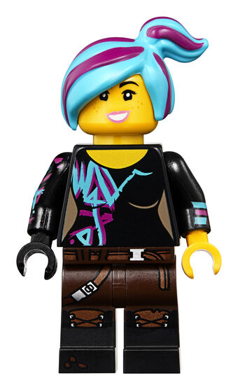 LEGO Dimensions Wyldstyle Minifigure with Base NEW!!!!