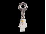 852815 Porte-clés Cosmonaute blanc