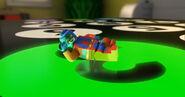 LEGO Atom (shrunken)