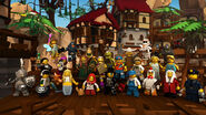 LEGO Minifigures Online Screenshot 1