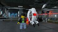 Lego-dimen Gamer