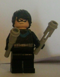 Nightwing (BLUDHAVEN)