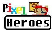 Pixel Heroes Logo