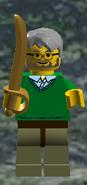 Custom: Steve N Magnet (Monster Fighters)
