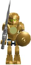 The Golden Toa (Toa Inika Fury) game