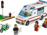 Krankenwagen 4431