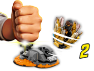 70685 Spinjitzu Attack - Cole 4