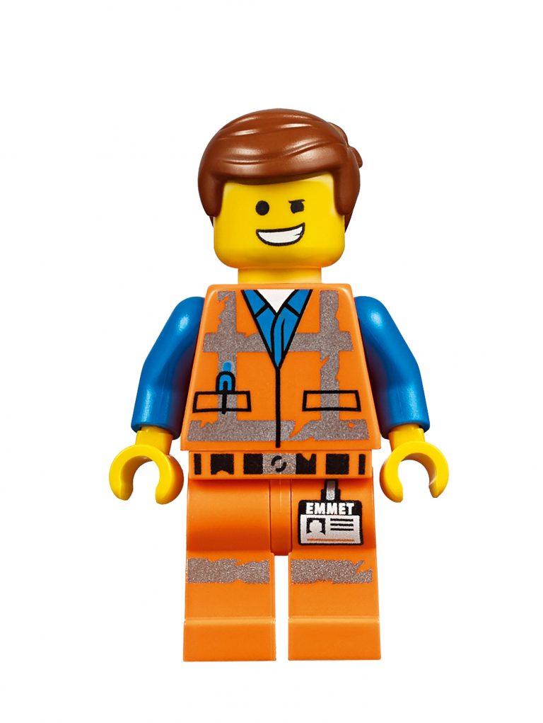 Lego 70835 The Lego Movie 2 Rex/'s Rexplorer Spaceship Emmet Vs Plantimals Set