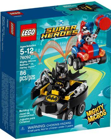 Harley Quinn Complete Set 76092 NEW LEGO DC Super Heroes Building Toy Batman vs