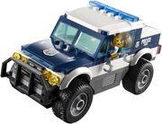 LEGO City Police 4x4