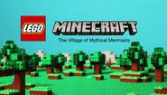 LEGO Minecraft - The Village of Mythical Mermaids