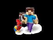 21148 Steve et son perroquet 2