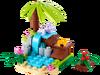 41041 La tortue et son île paradisiaque