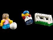 60134 Le parc de loisirs - Ensemble de figurines City 5