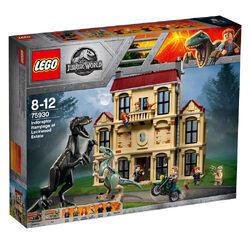 75930 Indoraptor Rampage at Lockwood Estate Box