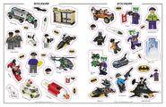 Batman Ultimate Sticker Collection 2