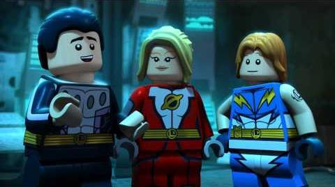LEGO DC Affrontement cosmique (VF)