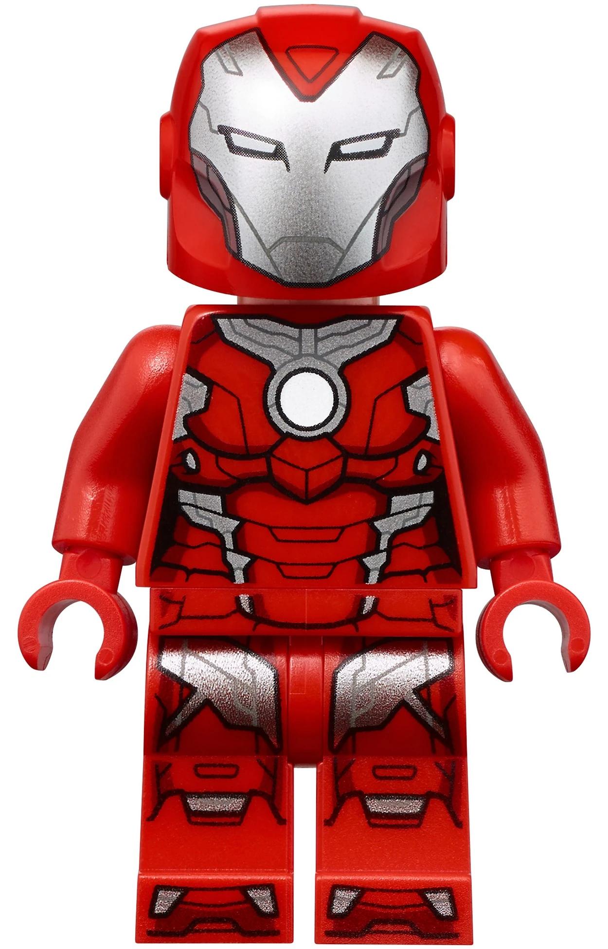 LEGO Marvel Superheroes 76144 Rescue Pepper Potts Minifigure *BRAND NEW nd3
