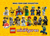 Lego minifigures series 1 limited edition 8683